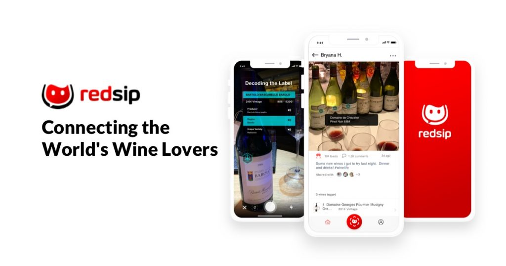 Redsip - Connecting the World's Wine Lovers